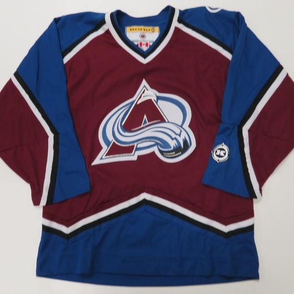 511100737 Koho Other - KOHO Colorado Avalanche Jersey Hockey Avs NHL Sewn